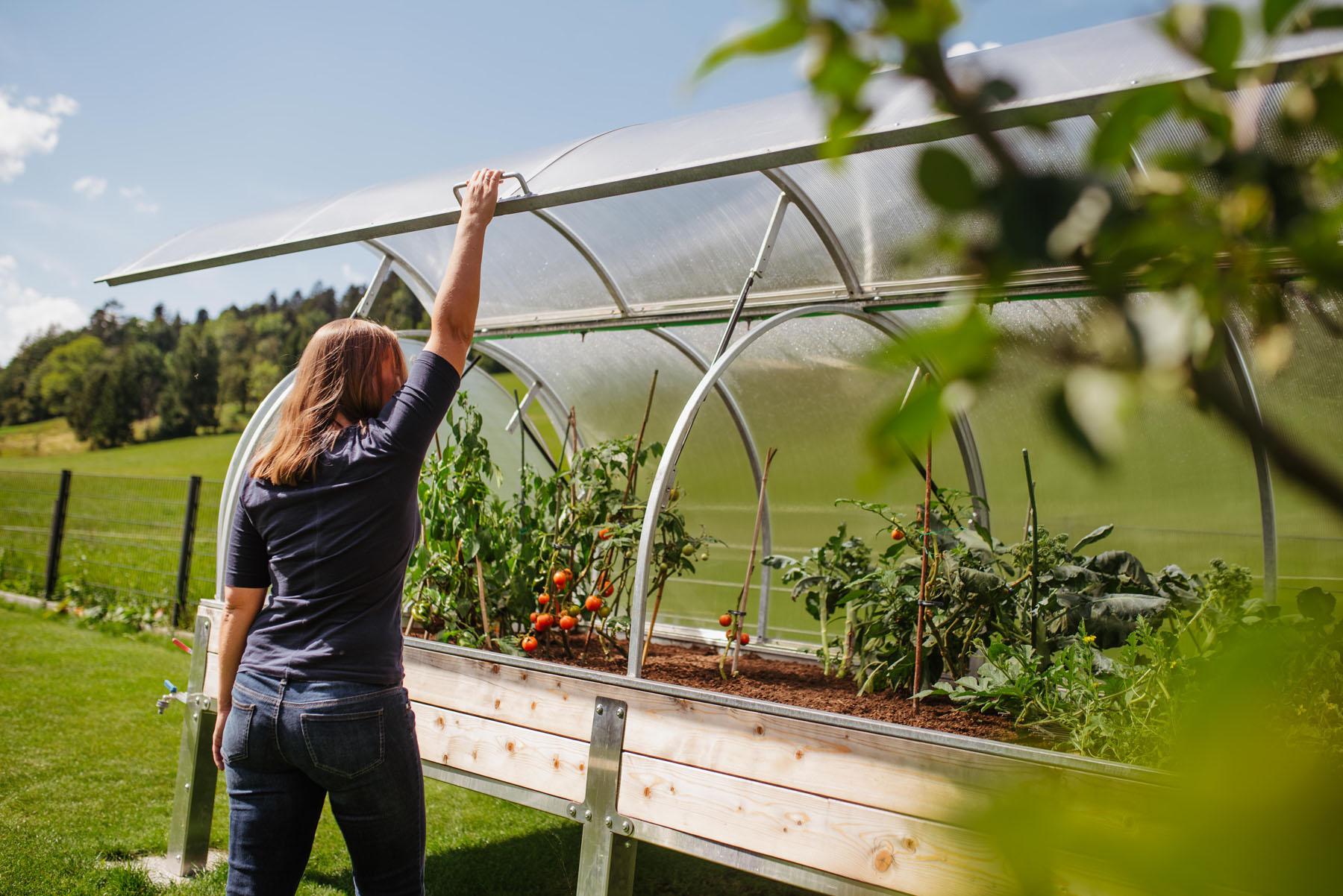 Hochbeet Abdeckung: So verlängern Sie das Gartenjahr