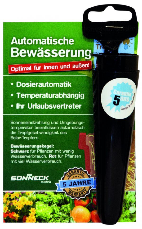 SD 1 EU Solartropfer Bewässerungskegel SolarTropfer